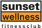 Dein sunset wellness fitnesscenter Logo